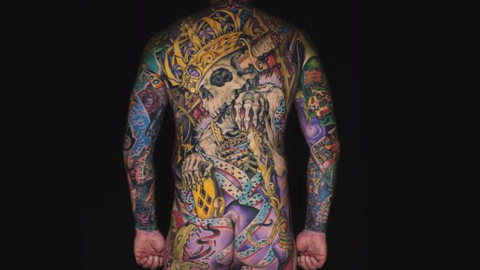 Sierra Bearcat Tattoo Gallery