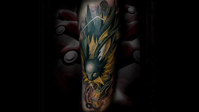 Matt Bearcat Tattoo Gallery