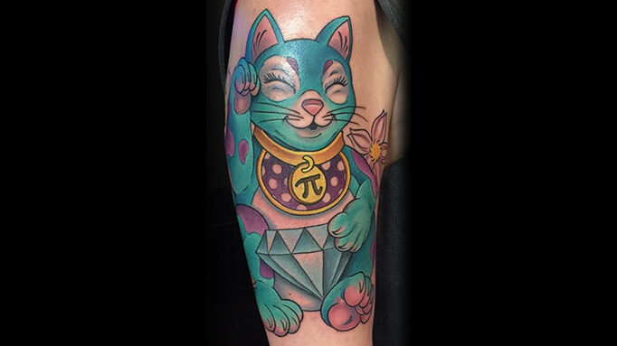 Chad Bearcat Tattoo Gallery