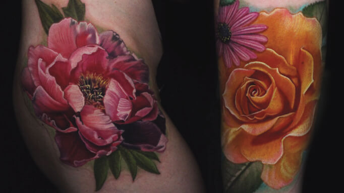 Nate Bearcat Tattoo Gallery