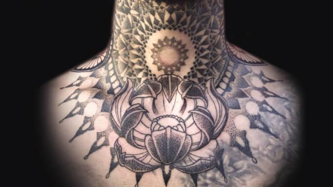 Jeff Bearcat Tattoo Gallery